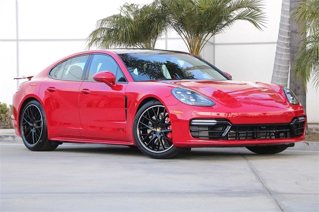 New 2020 Porsche Panamera Gts 4d Hatchback In Long Beach Ll145590 Circle Porsche