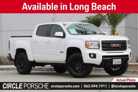 Pre-Owned 2018 GMC Canyon 4WD All Terrain