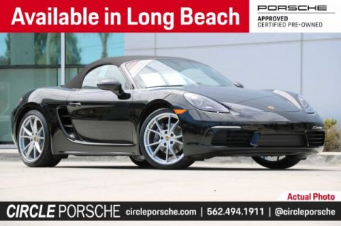 Certified Pre-Owned 2019 Porsche 718 Boxster